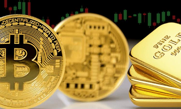 ビットコイン価格が金を超えた歴史的瞬間