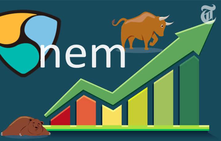 NEM(ネム)仮想通貨の高騰理由と今後「将来性について」