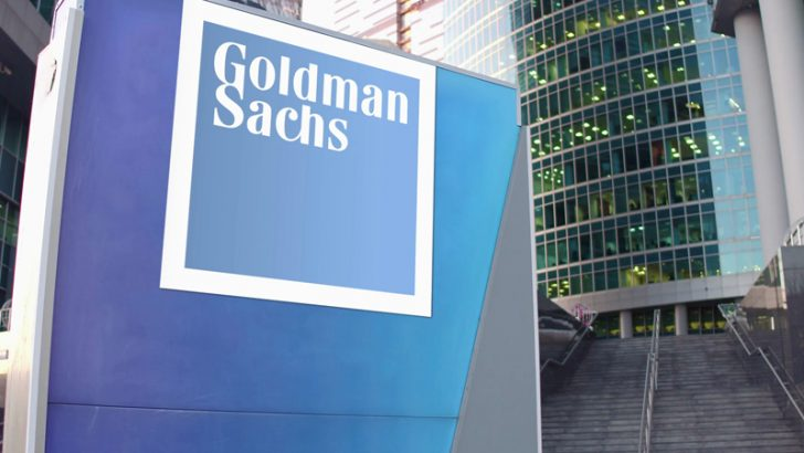 ゴールドマンサックス暗号通貨取引所誕生か?「ビットコインなど取引開始予定」