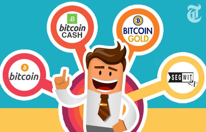 「ビットコインは増えすぎた!」存在する4つのビットコインについて解説