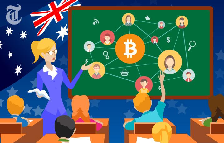 暗号通貨の授業をオーストラリアの小学校が実践「世界中で話題に」