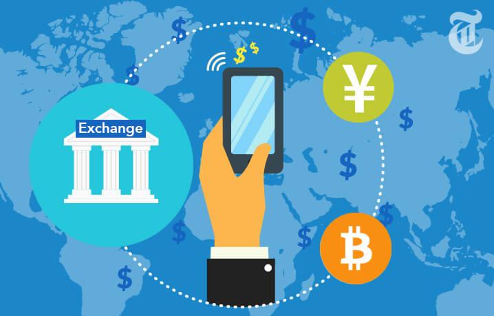 世界最大の仮想通貨取引所「エアスワップ」が近い将来完成か?