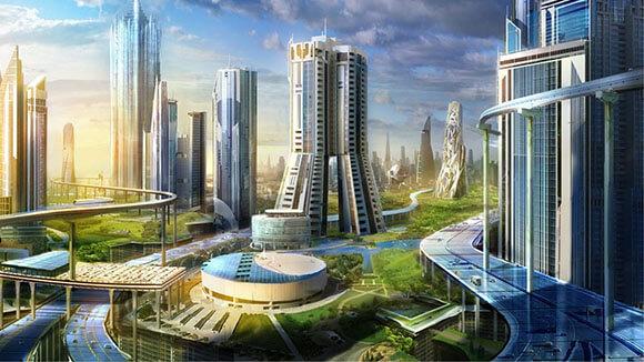 ビットコイン都市
