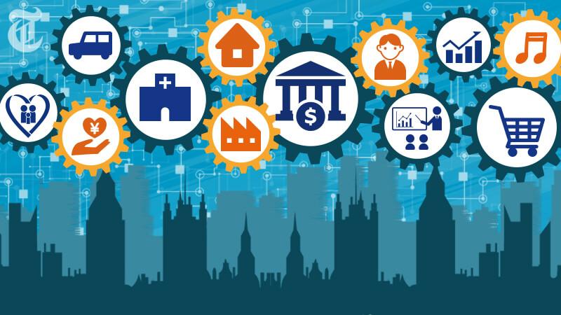 ブロックチェーン技術の応用で激変する12の業界
