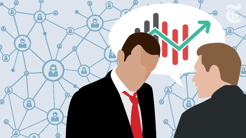 ビットコイン暴落予測「インサイダー取引が行われるかもしれない」