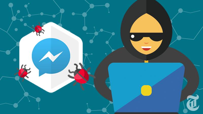 「Facebookメッセンジャーが危ない!」モネロマイニングマルウェア「Digmine」