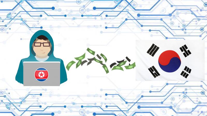 韓国の仮想通貨取引所が北朝鮮からハッキングを受けていた事が判明