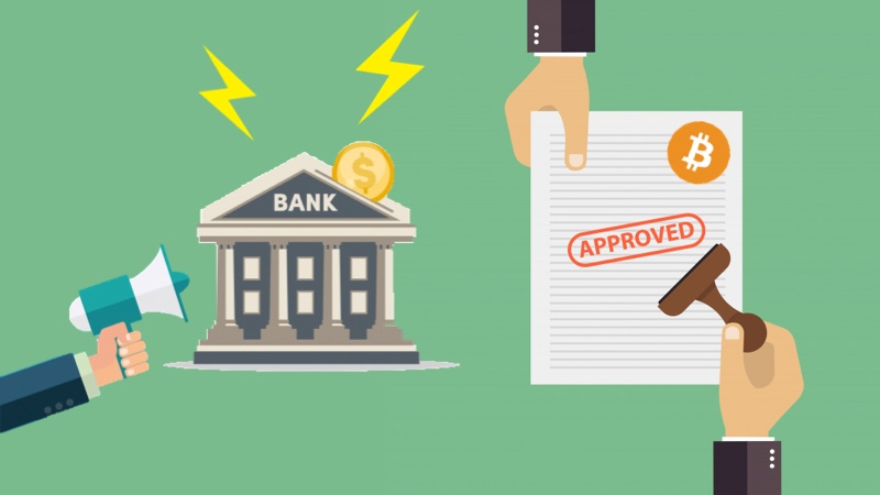 銀行に仮想通貨取引を許可するように強制|イスラエル最高裁