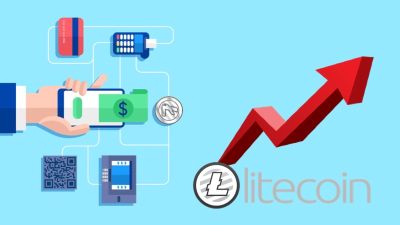 ライトコイン(Litecoin/LTC)一時3万円近くまで高騰