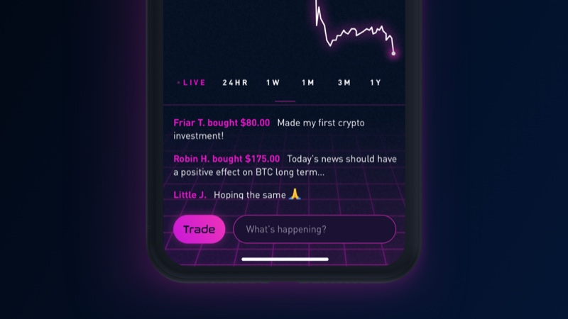 Robinhood Cryptoの画像