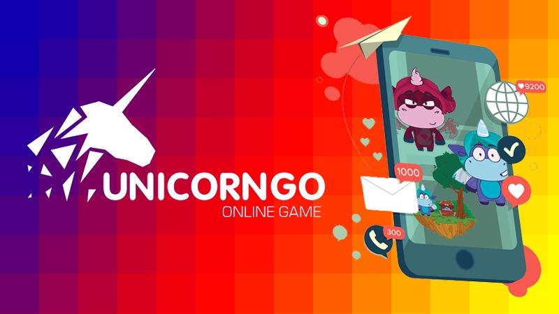 【プレセール中】ユニコーン育成ゲーム『UnicornGO』
