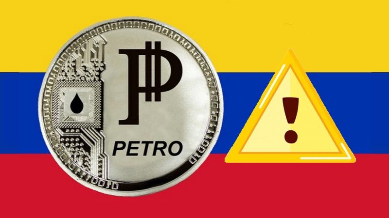 仮想通貨ペトロ(PTR)は違法である|ベネズエラ国会