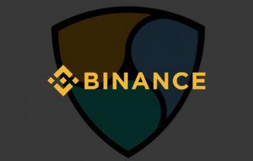 バイナンス(Binence)に仮想通貨NEMが上場