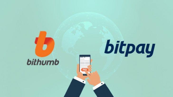 韓国の取引所Bithumbが決済サービスBitpayと提携