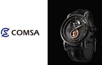 Chronoswiss社がクリプトデザイン腕時計を限定販売
