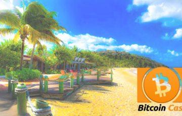 ビットコインキャッシュが使えるカリブ海のリゾート?