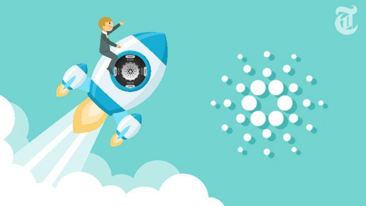 ADAロケット発射|上昇率20%の仮想通貨5銘柄