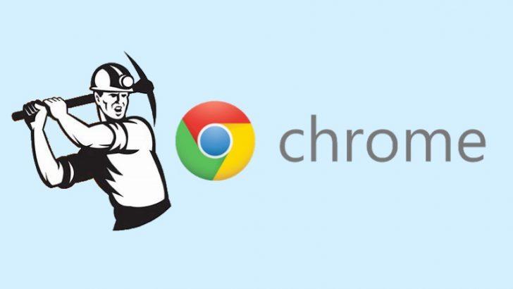 Chromeからマイニング拡張機能を削除|Google
