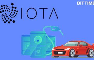 IOTAを活用した電気自動車充電ステーションをリリース|オランダ