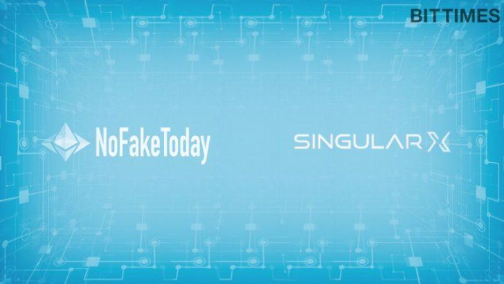NoFakeCoin(NFC)がSingularXに上場