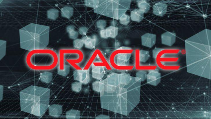 ORACLE(オラクル)ブロックチェーン業界に本格的に参入