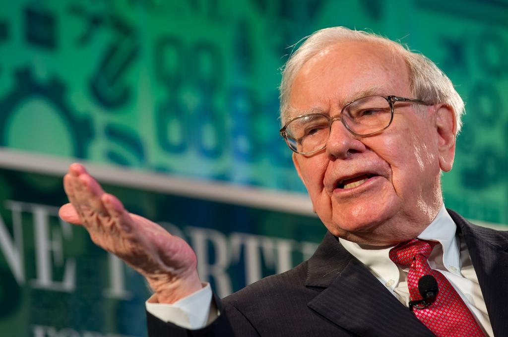 Warren Buffett(ウォーレン・バフェット)