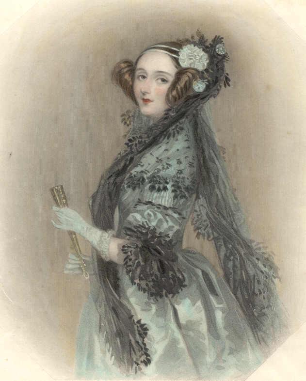 エイダ・ラブレス(Ada Lovelace)