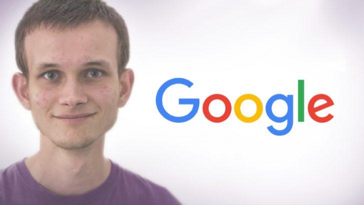 Googleはヴィタリック・ブテリン氏の就職を望んでいる?