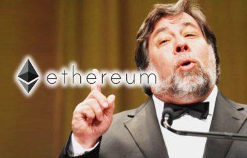 イーサリアムは次のApple(アップル)になるかもしれない|Steve Wozniak