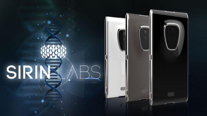 SIRIN LABSがブロックチェーンスマートフォンFINNEYのスペックを公開