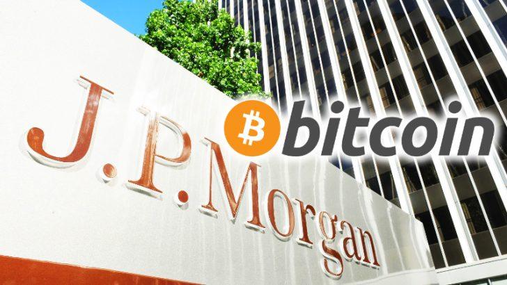 JPモルガンが暗号資産戦略部門を創設|CEOは意見を改める