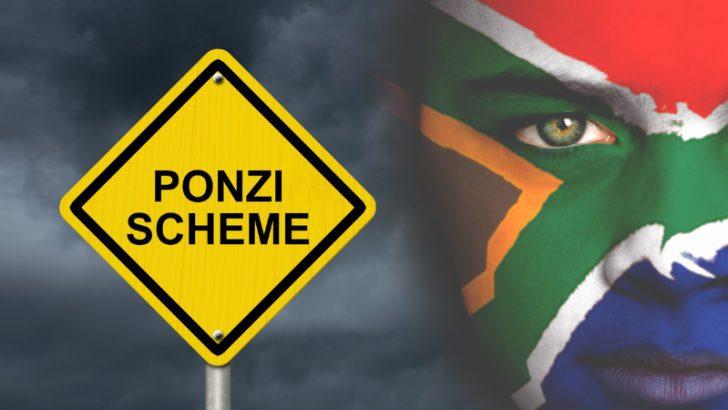 南アフリカ警察は約3万人が関与する仮想通貨投資詐欺を調査