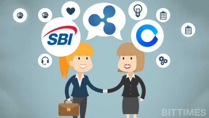 SBI、韓国大手取引所を傘下へ|リップルxCurrent初の実用化