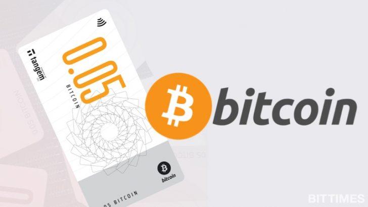 ビットコインの紙幣が誕生?スマート紙幣Tangem Notesとは
