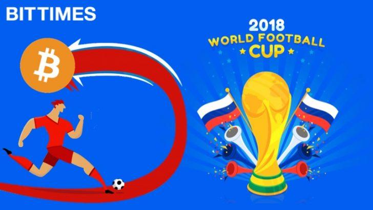 ビットコインがワールドカップで活気づく?ロシアの内部事情とは