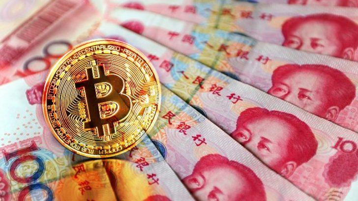 中国で人民元(CNY)での仮想通貨取引が解禁か?