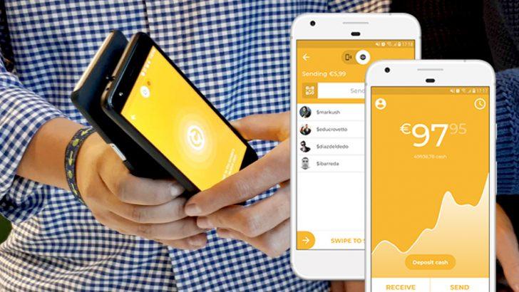 ビットコインキャッシュ(BCH)の非接触型ウォレットアプリ「HandCash」