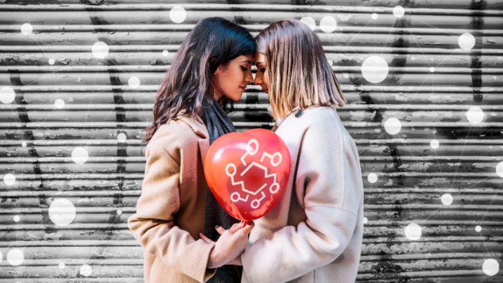 ブロックチェーンの中心で愛を叫ぶ!スウェーデン企業が同性結婚を支援