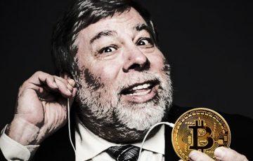 「ビットコインを世界の単一通貨に」Apple共同設立者の純粋な望み