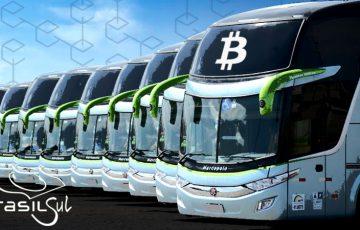南米初!3種類の仮想通貨で決済できるブラジル大手旅客バス会社