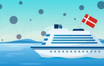 """EU初!デンマークで船舶登録簿管理にブロックチェーンパートナー""""シップ""""を導入"""