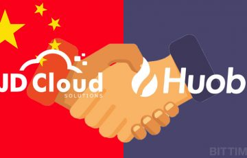 中国の京東クラウド「JD Cloud」がHuobiとブロックチェーン開発で提携