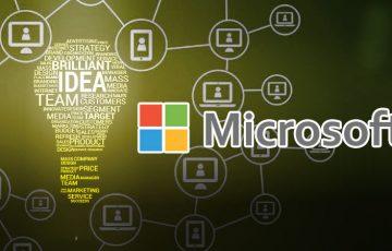 Microsoftがブロックチェーンを著作権問題に活用|幅広い分野への導入を目指す