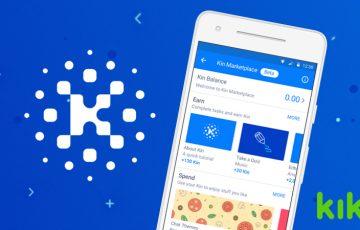 仮想通貨KINと3億人が使うチャットアプリ「Kik」が統合