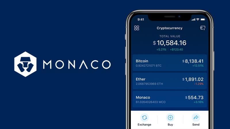 Monaco app
