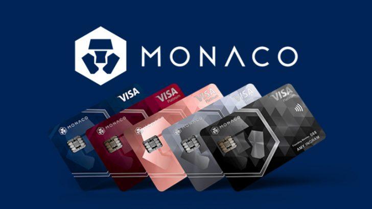 ビットコインが使えるVISAカード?仮想通貨プロジェクト・モナコ(Monaco/MCO)とは