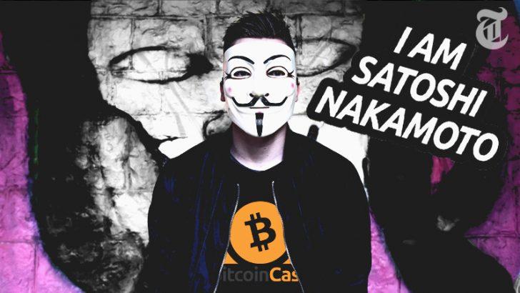 サトシ・ナカモトがビットコインキャッシュの商標を出願?|著作権侵害を主張