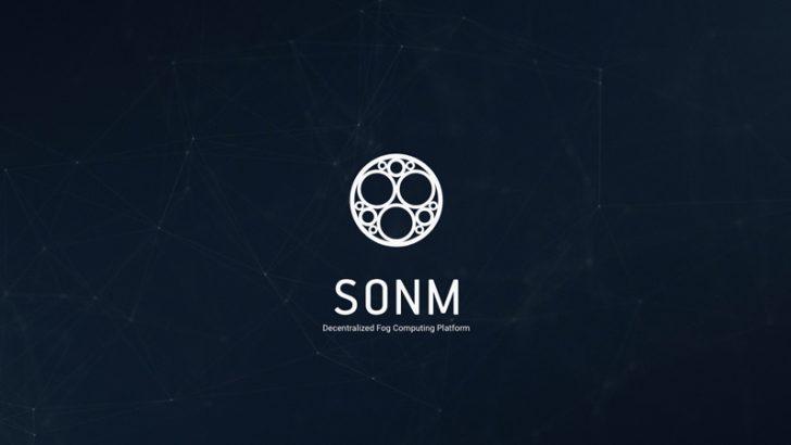 SONMがブロックチェーンベースのプラットフォームで本格的にアジアを攻略