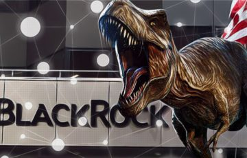 仮想通貨市場に「BlackRock」参入か|600兆円の資金流入の可能性