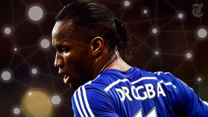 仮想通貨プロジェクトの大使にサッカー界のレジェンド「ドログバ」が就任